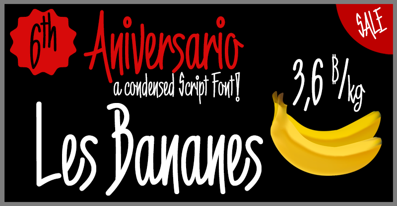 6th Aniversario illustration 2