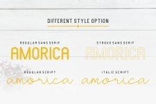 AMORICA Demo illustration 3