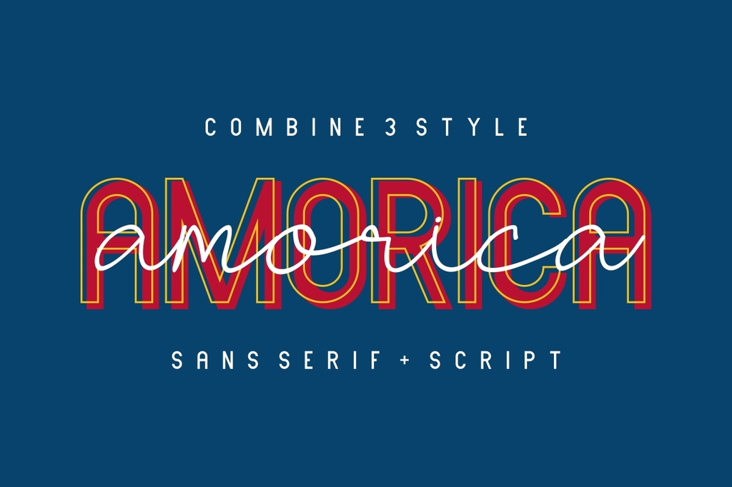 AMORICA Demo illustration 7