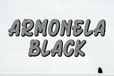 Armonela Black illustration 2