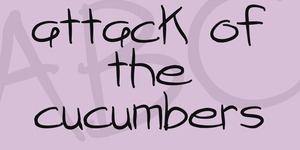 attack of the cucumbers illustration 1