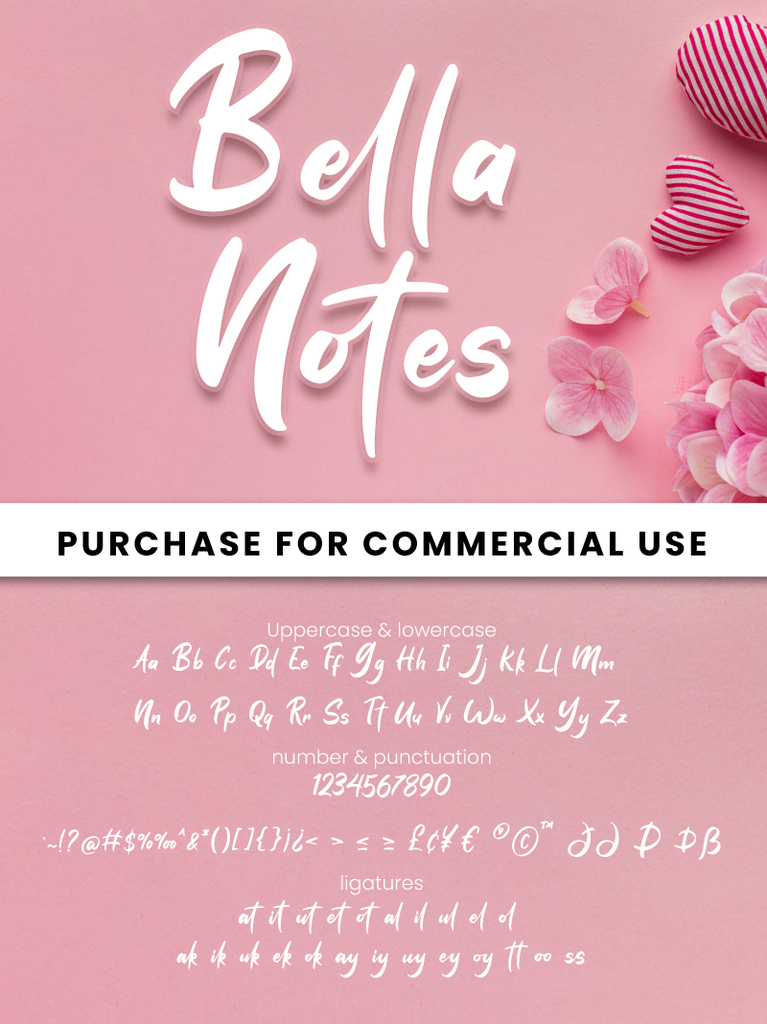 Bella Notes - Personal Use illustration 1