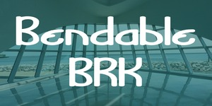 Bendable BRK illustration 1
