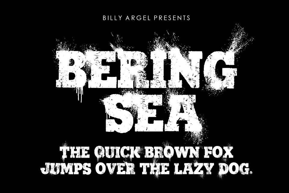 Bering Sea Personal Use illustration 1