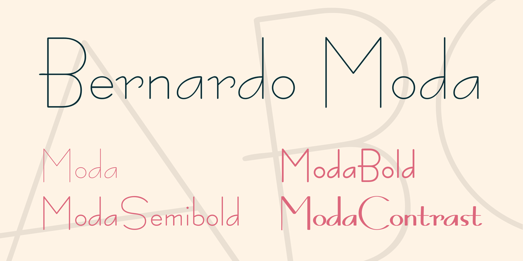 Bernardo Moda illustration 1