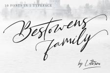Bestowens family illustration 2
