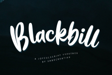 Blackbill illustration 3