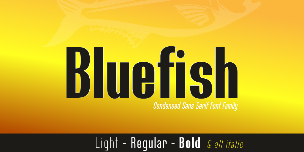 Bluefish Demo illustration 2