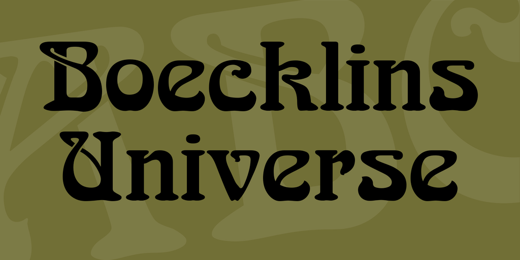 Boecklins Universe illustration 1