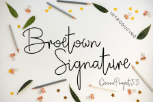 Broetown Signature illustration 7