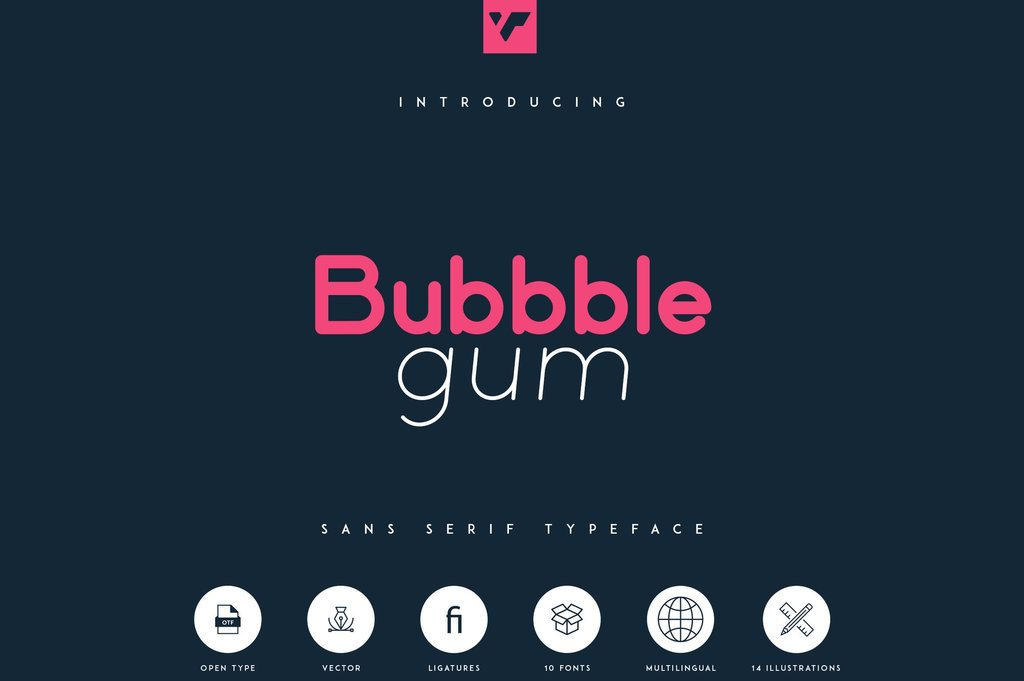 Bubbble Gum illustration 2