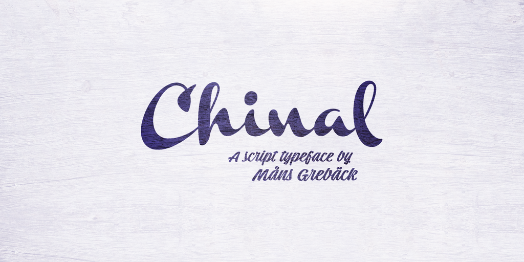 Chinal PERSONAL USE ONLY illustration 2