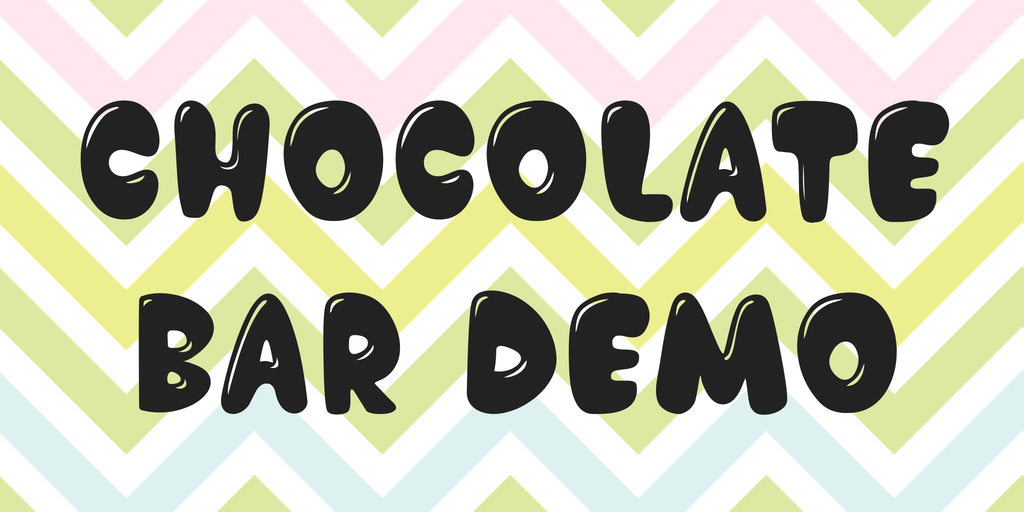 Chocolate Bar Demo illustration 4