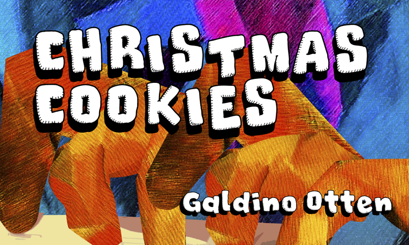 Christmas Cookies illustration 1