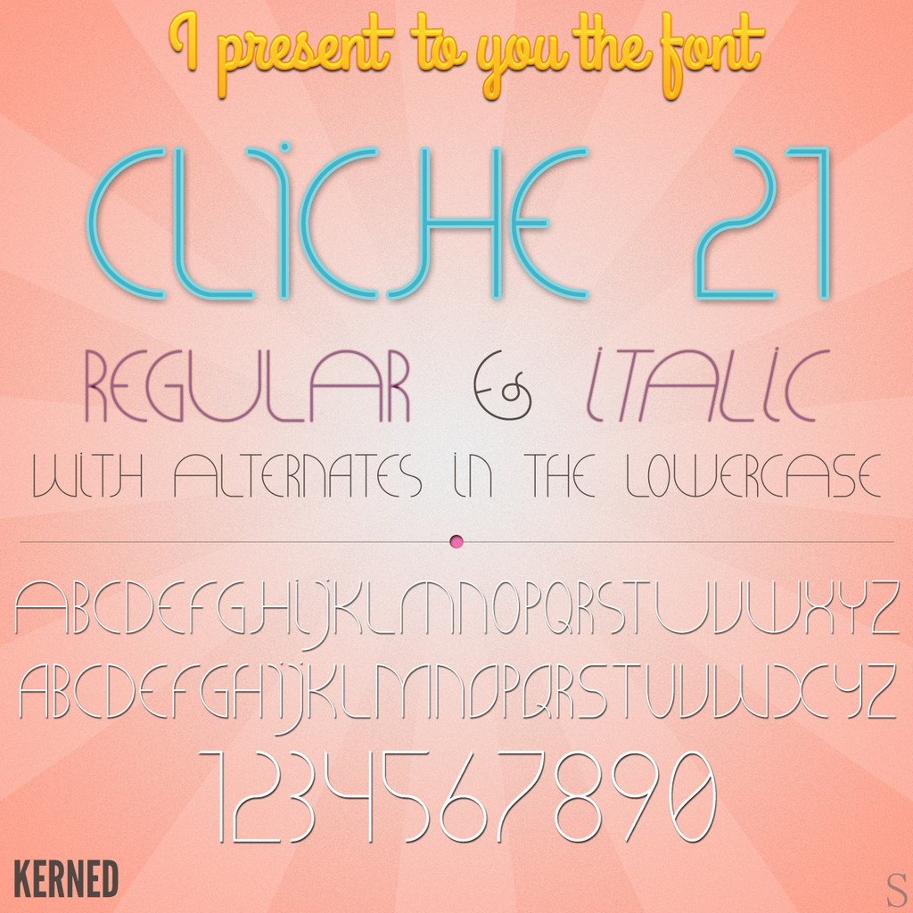 CLiCHE 21 illustration 2