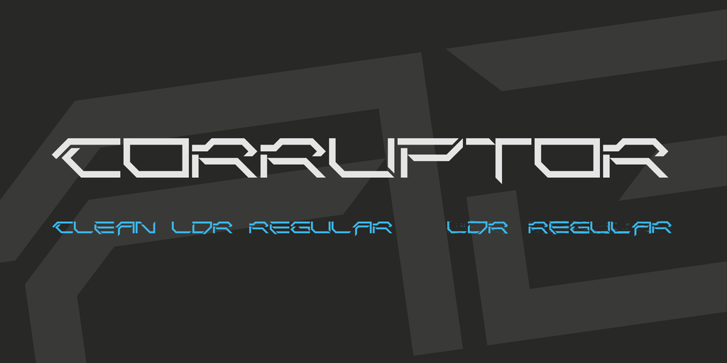 Corruptor illustration 1