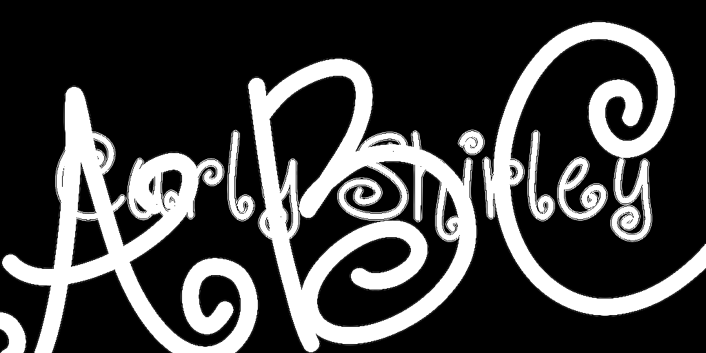 Curly Shirley illustration 2