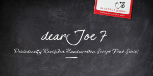 dearJoe 7 illustration 8