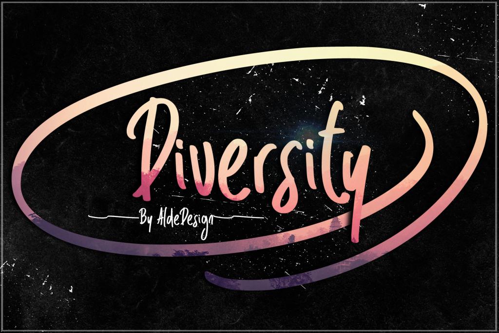 Diversity illustration 6