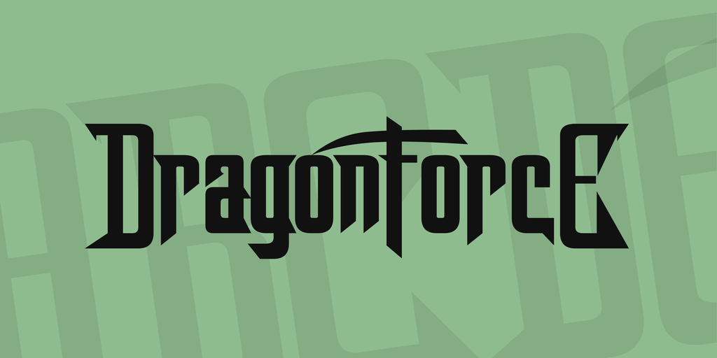 DragonForcE illustration 2