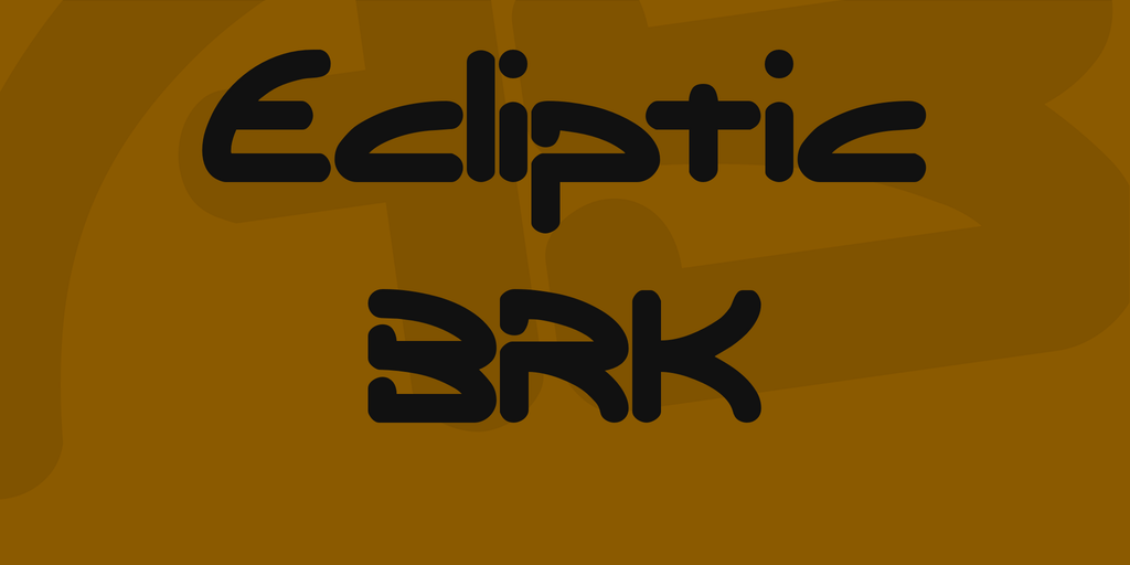 Ecliptic BRK illustration 1