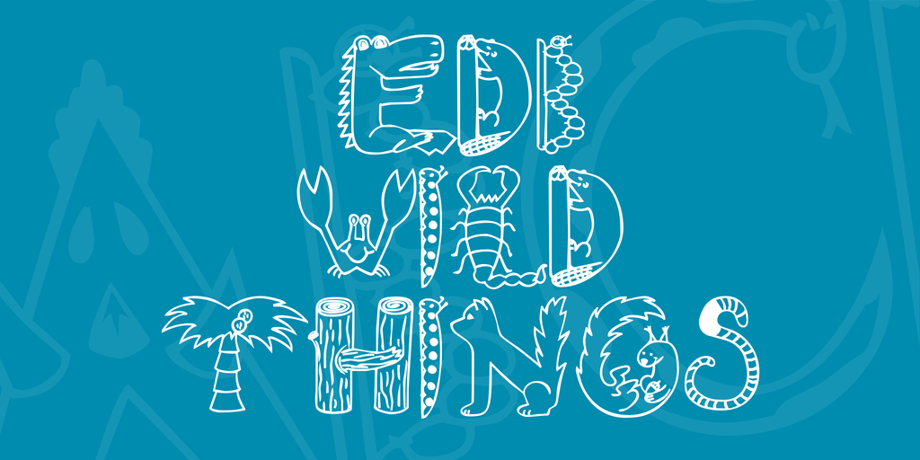 EDB Wild Things illustration 3