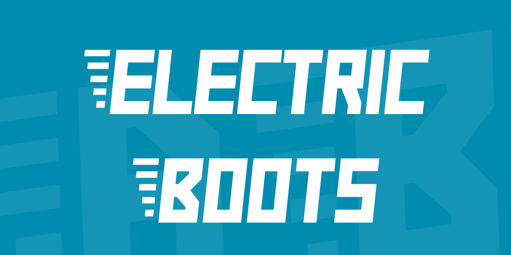 Electric Boots illustration 1