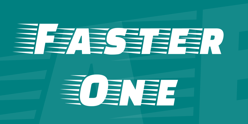 Faster One illustration 2
