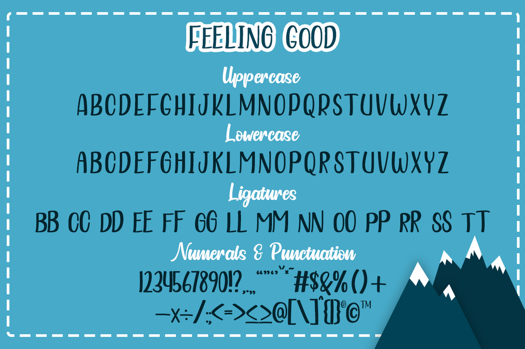 Feeling Good illustration 4
