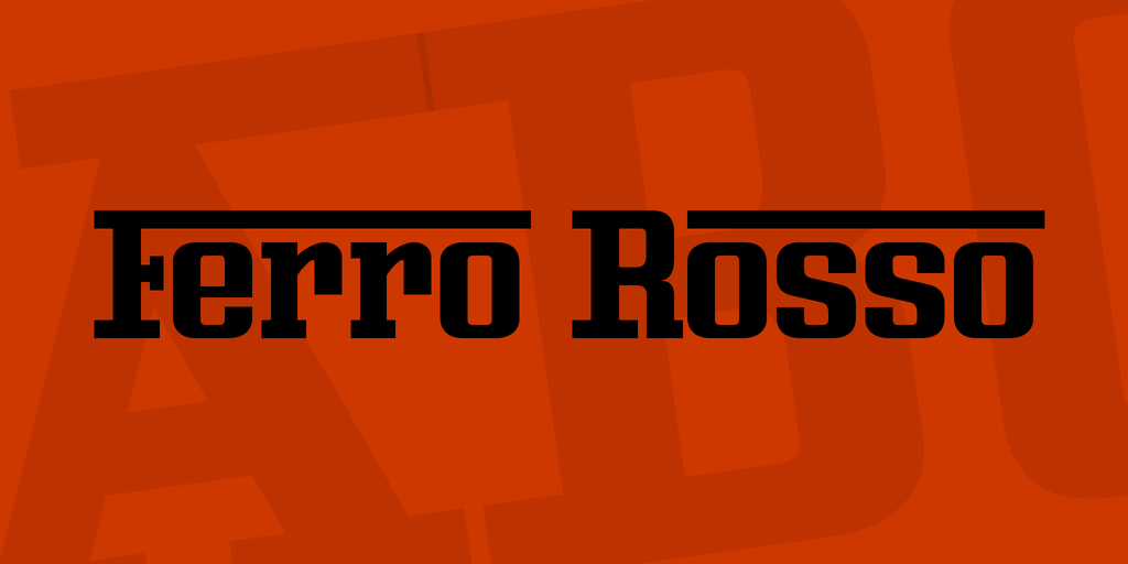 Ferro Rosso illustration 3