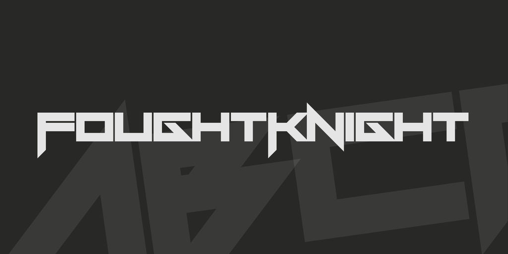 FoughtKnight illustration 4