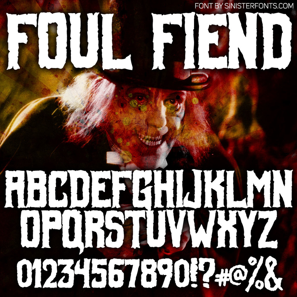 Foul Fiend illustration 1