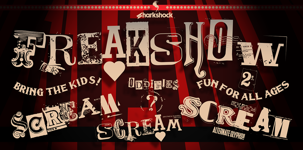 Freakshow illustration 1