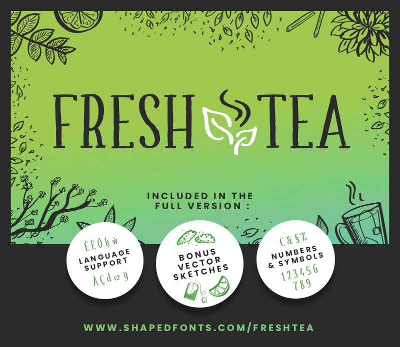 FRESH_TEA illustration 1