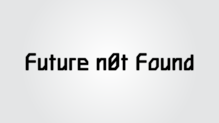 Future n0t Found illustration 2