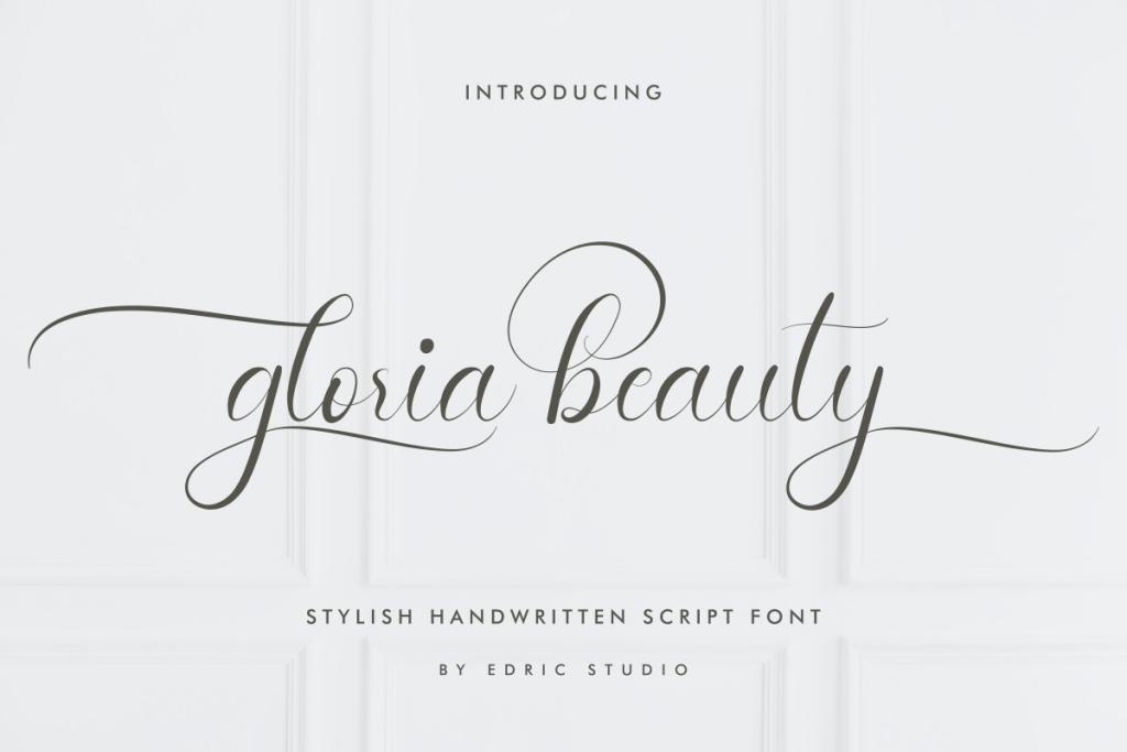Gloria Beauty Demo illustration 2
