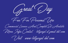 Great Day Personal Use illustration 1