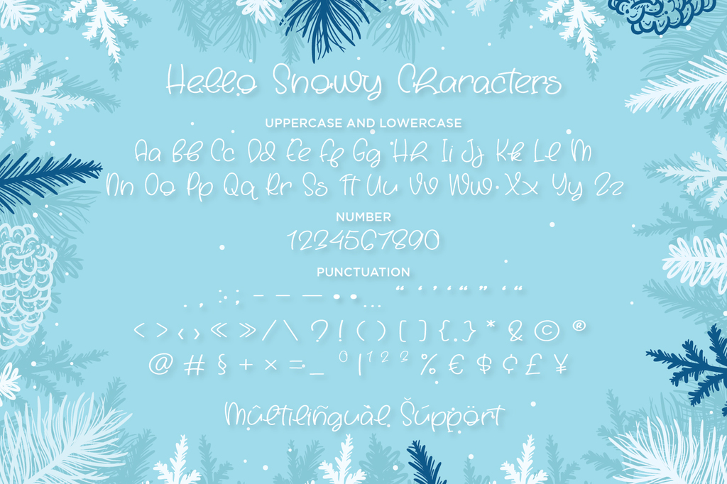 Hello Snowy illustration 4