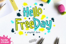 Hellofreeday illustration 10