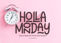 Holla Monday (personal Use) illustration 1