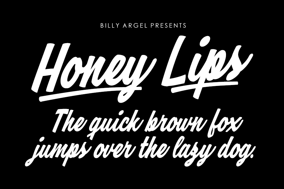 Honey Lips Personal Use illustration 2