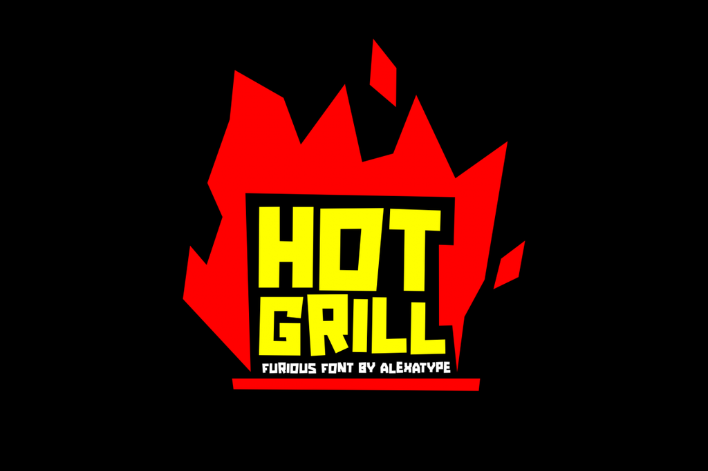 HOT GRILL demo illustration 8