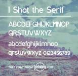 I shot the Serif illustration 1