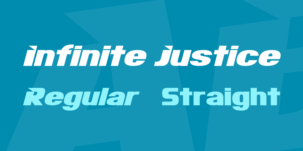 Infinite Justice illustration 1