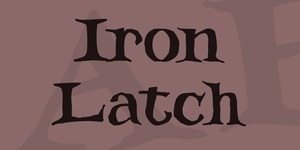 Iron Latch illustration 2