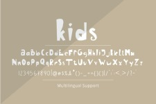 Kids - A Handwritten Fonts illustration 4