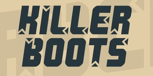 Killer boots illustration 1