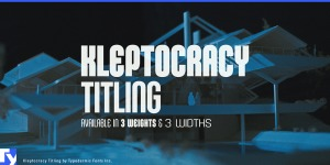 Kleptocracy Titling illustration 6