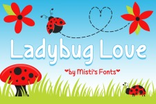 Ladybug Love illustration 8
