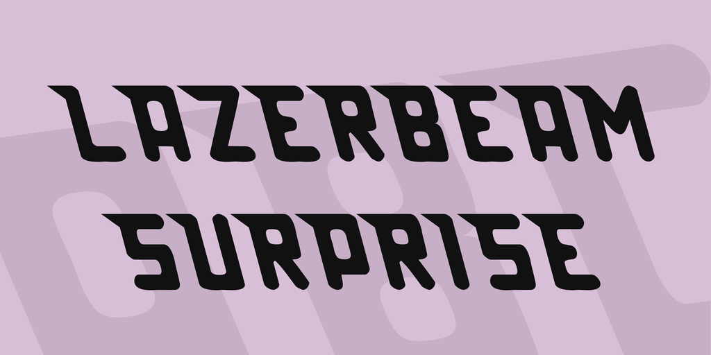Lazerbeam surprise illustration 1